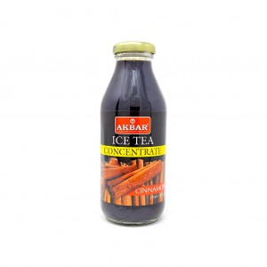 AKBAR Cinnamon Iced Tea Concentrate