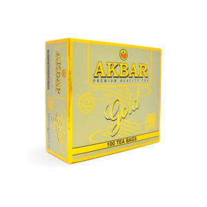 AKBAR Gold Tea Bags