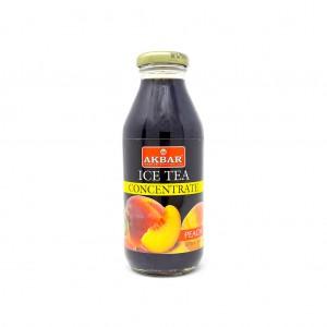 AKBAR Peach Iced Tea Concentrate