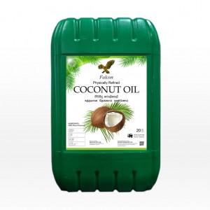 FALCON PHYSICALLY REFINED COCONUT OIL