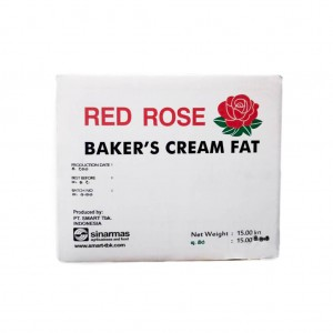 RED ROSE Cream Fat